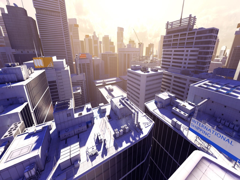 Mirrors Edge Highly Compressed Free Download
