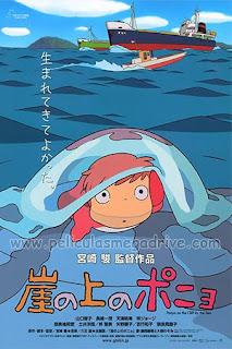 Ponyo Y El Secreto De La Sirenita (2008) [Latino-Japones] [Hazroah]