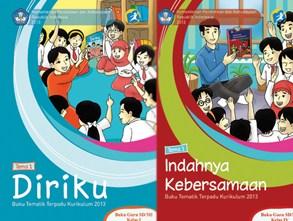 Download Buku Kurikulum 2013 untuk SD