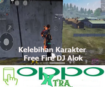 Kelebihan Karakter Free Fire DJ Alok