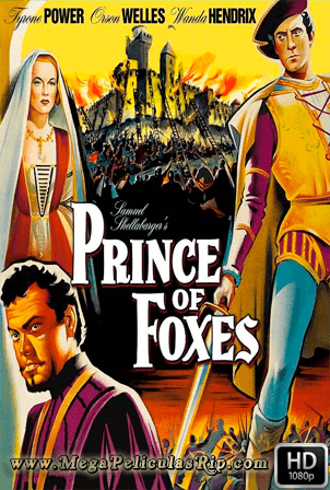 Principe De Los Zorros [1080p] [Latino-Ingles] [MEGA]