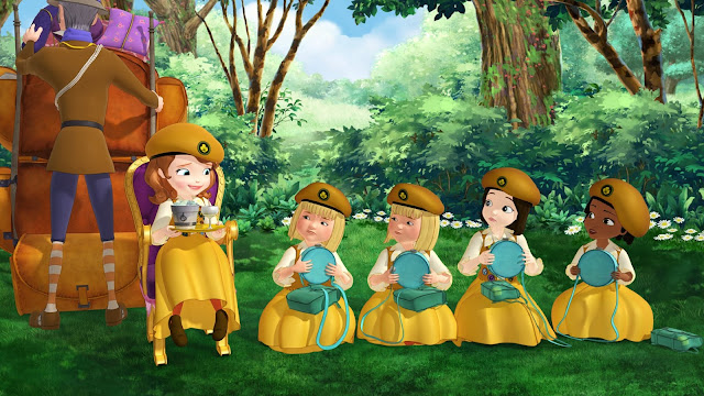 Nonton Film Sofia the First S01E15: The Buttercups (2013)
