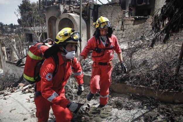 Πρόεδρος Πυροσβεστών: Εισηγηθήκαμε εκκένωση
