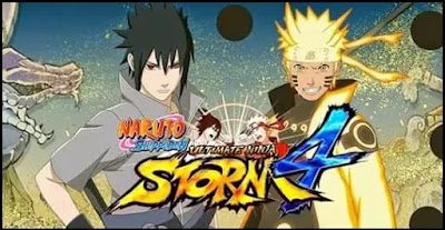 Game Anime Untuk PC Naruto Shippuden: Ultimate Ninja Storm 4