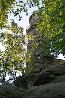 Malerweg Etappe 7 | Von Kurort Gohrisch bis Weißig | Wandern Sächsische Schweiz | Pfaffenstein – Festung Königstein 10