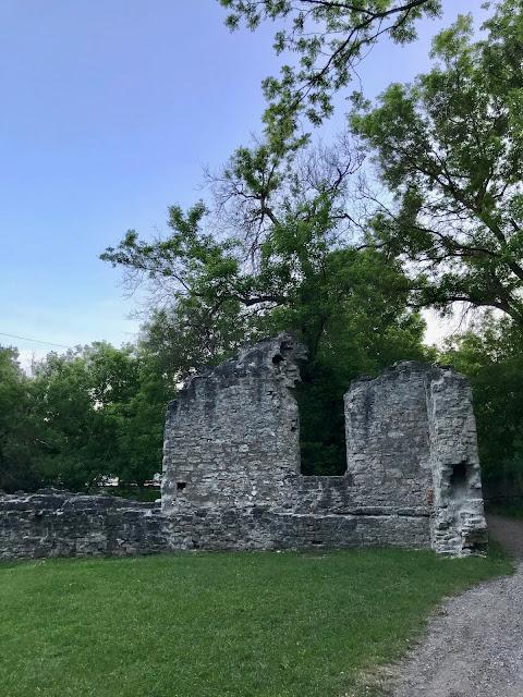 Doon Mills Ruins Trail