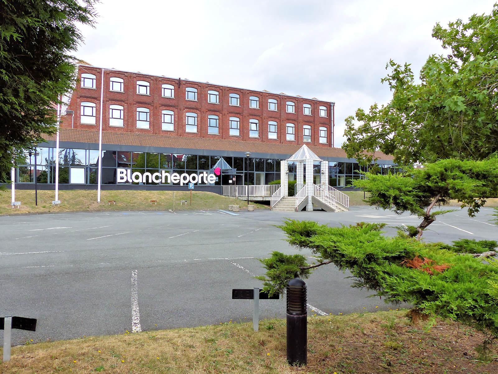 Parking Blancheporte Tourcoing - Siège social.