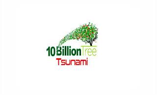 Ten Billion Tree Tsunami Project Peshawar Jobs 2021