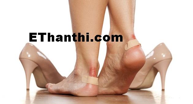 பெண்களின் உடல் வலியும், ஹை ஹீல்சும் | Women's body pain and high heels !
