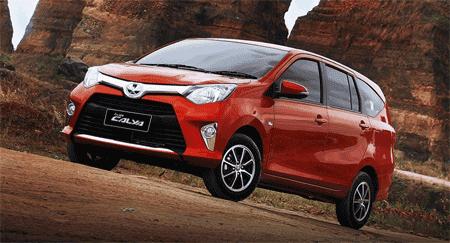 Kredit Toyota Calya Tangerang, Jakarta, Depok, Bekasi 2018