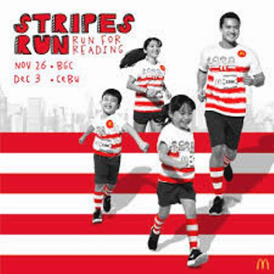 McDo PH Stripes Run 2017