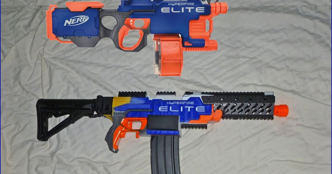 how to make a nerf sling