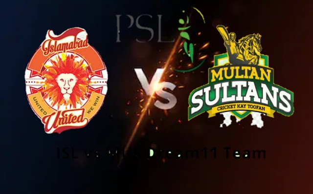 ISL Vs MUL Dream11 Prediction 5th Match PSL 2020 | Islamabad United vs Multan Sultans, Dream11 Prediction