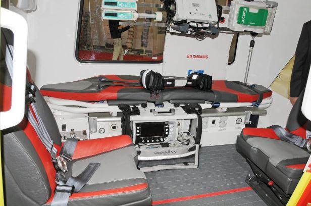 Kamov Ka-226T interior
