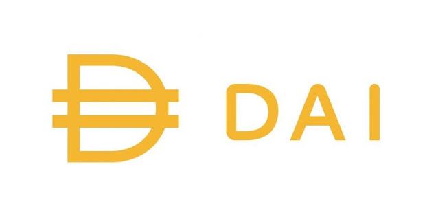 Gambar Logo DAI Cryptocurrency