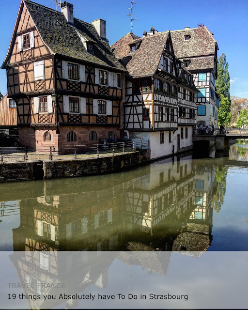 Travel France. 19 things you absolutely have to do in Strasbourg