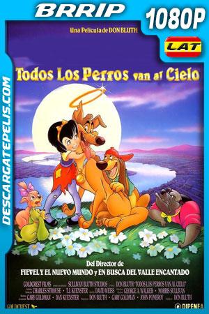 Todos los perritos van al cielo (1989) 1080p BRrip Latino – Ingles