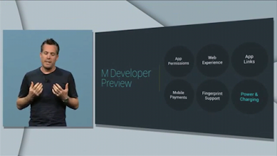 Android M core features