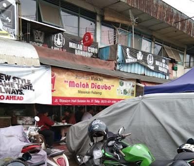 Tempat makan favorit milenial Bandung