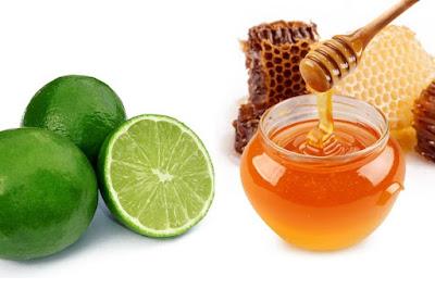 Chữa trị viêm họng bằng chanh và mật ong