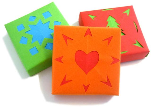 EL Yapımı Romantik Hediye Kutuları