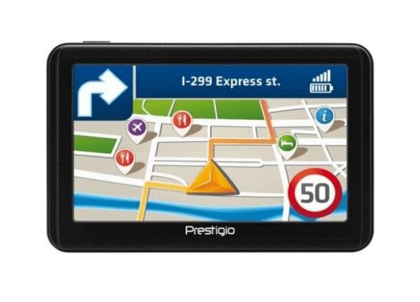 Какой навигатор лучше — Prestigio GEOVISION5060