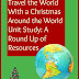 Travel the World With a Christmas Around the World Unit Study: A Round Up of Resources