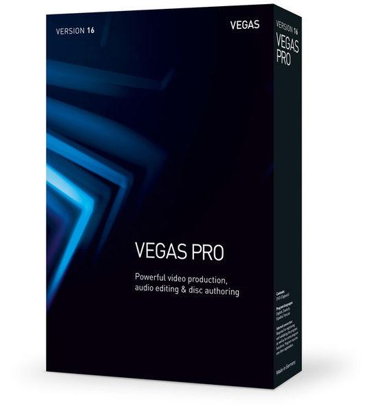 Tải phần mềm Magix Vegas Pro 16 Full Cr@ck + Hướng Dẫn Cài Đặt