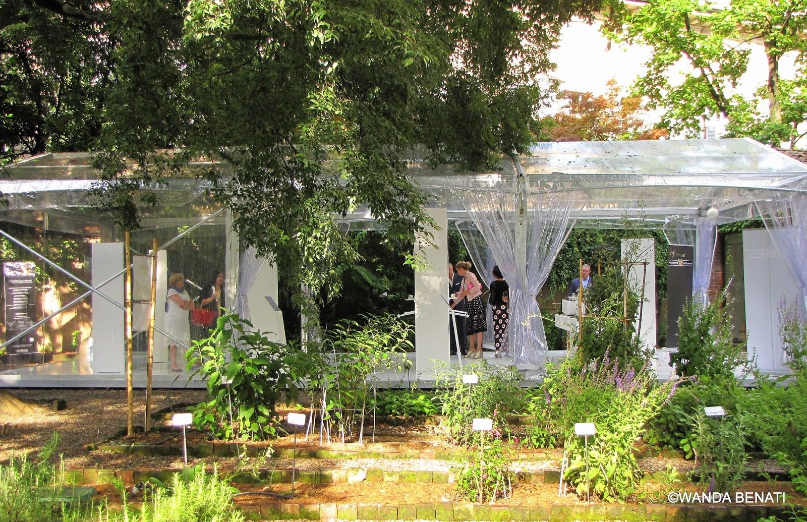 Uno straordinario sentire nel verde cuore segreto di for Giardino botanico milano