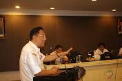 Sekdaprov Silangen Minta Pakta Integritas Direalisasikan Dalam Kerja Nyata