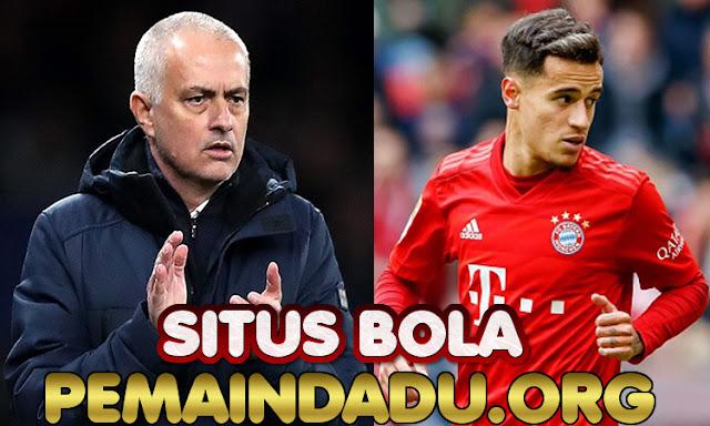 Jose Mourinho Siap Rusak Rencana Chelsea Gaet Coutinho