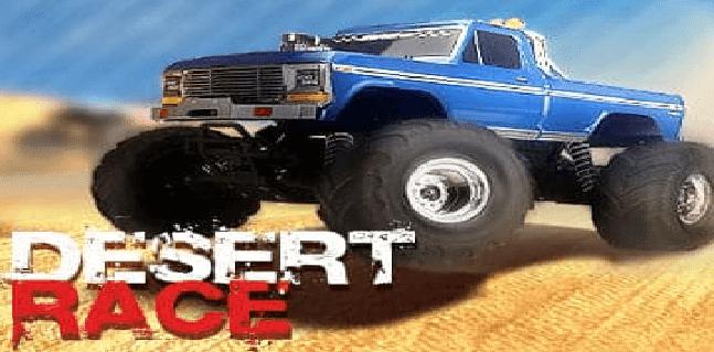 تحميل لعبة سيارات سباق الصحراء Desert Race برابط مباشر