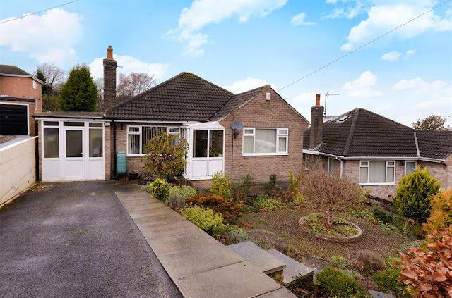 Harrogate Property News - 3 bed detached bungalow for sale Ripley Drive, Harrogate HG1