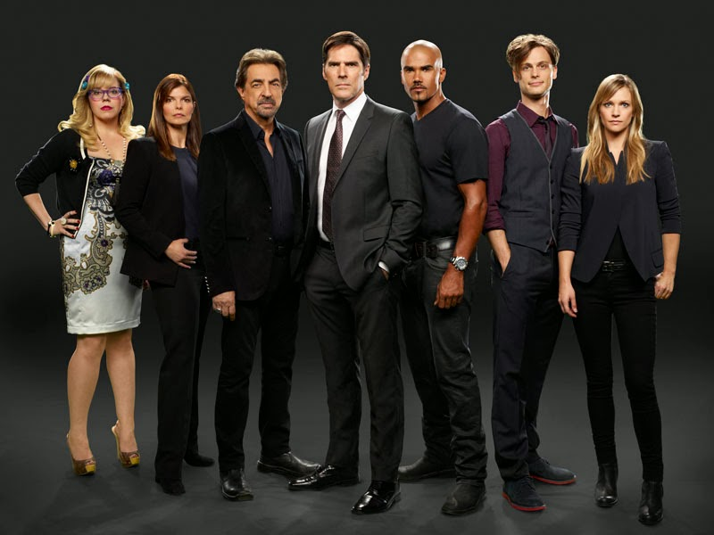 Criminal Minds Round Table: CRIMINAL MINDS Season 9 - Promotional