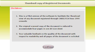 Step 1: Download Registration Document in Online