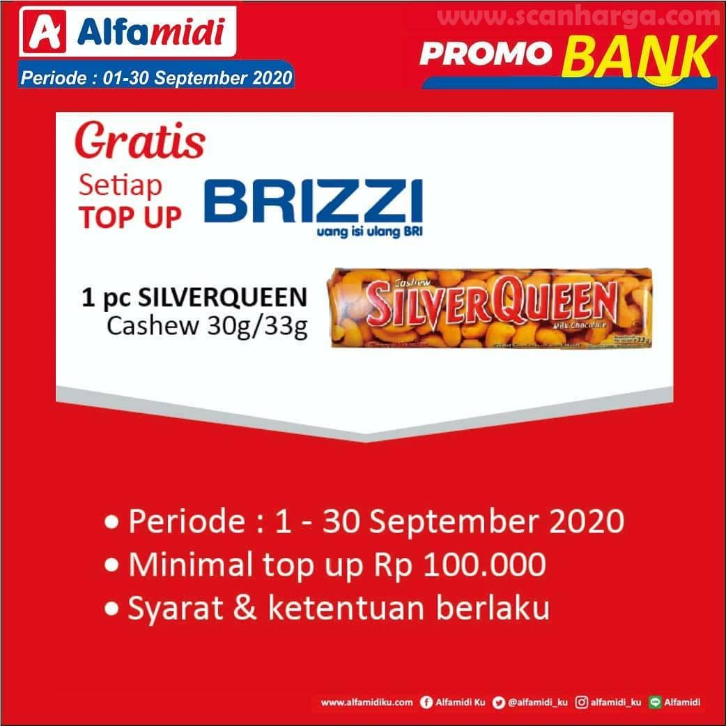 ALFAMIDI Promo Bank Periode 1 - 30 September 2020