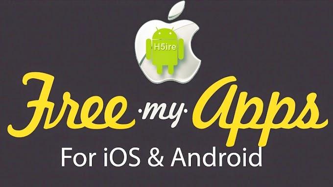 Free My Apps İle Bedava Orijinal Telefon Oyunları İndirin