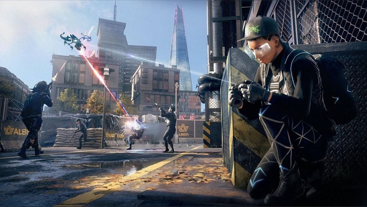 How to photograph evidence in Watch Dogs: Legion