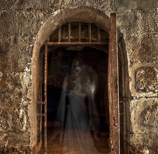 Ada Penampakan Hantu di Menara London