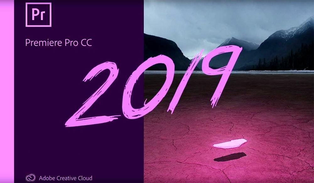 Download Adobe Premiere Pro CC 2019 Full Version