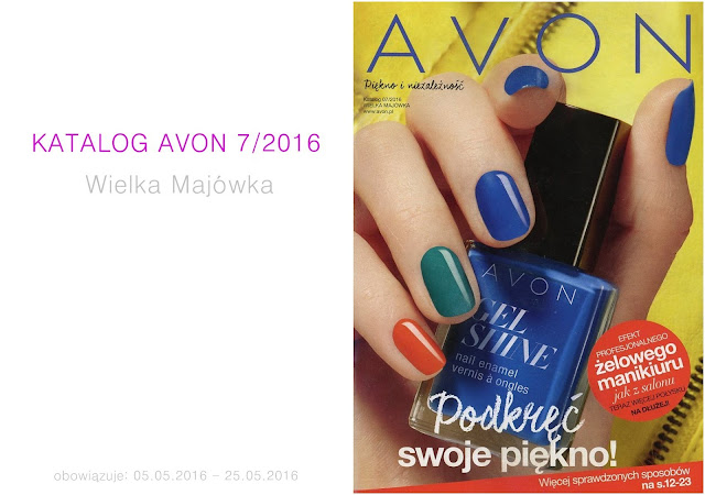 Przegląd katalogu 7/2016, Avon :)