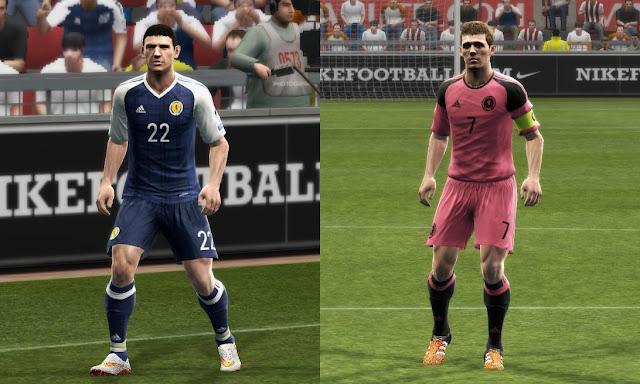 Scotland GDB Euro 2016 UPDATE