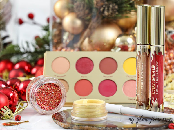Colourpop Lit Collection Review and Swatches