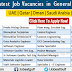 Latest Job Vacancies in General Electric (GE)