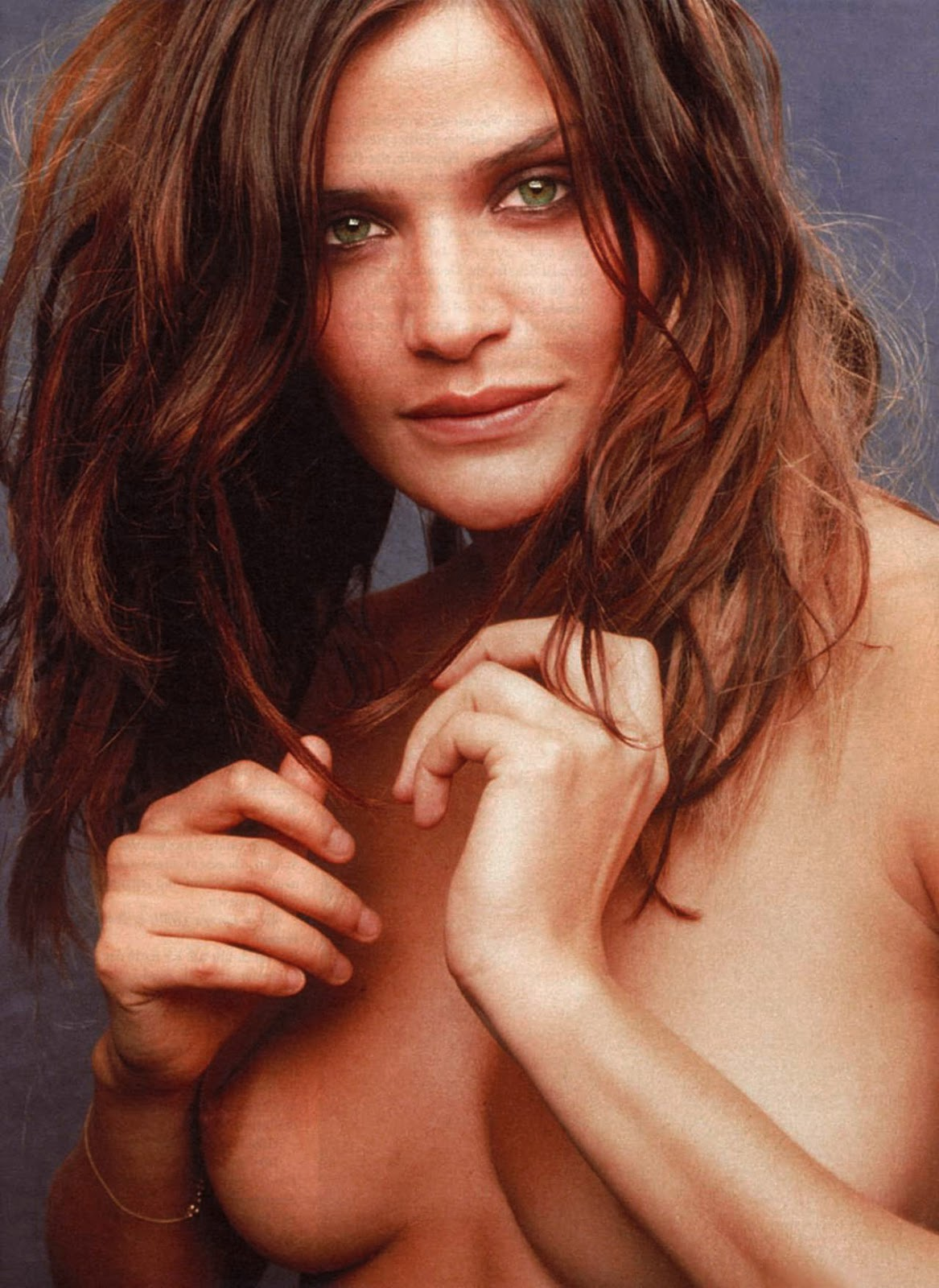 Helena Christensen Nude Pics