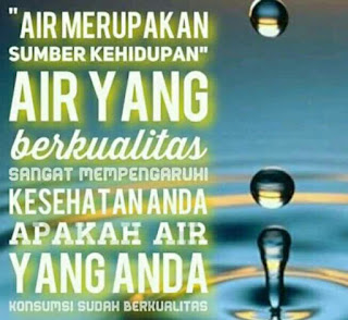 air milagros berkualitas
