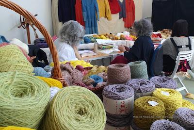 corsi tintura naturale lana