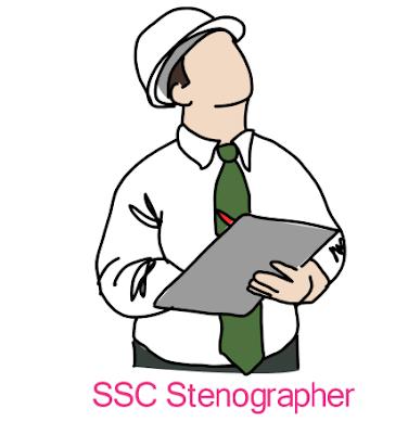 ssc stenographer