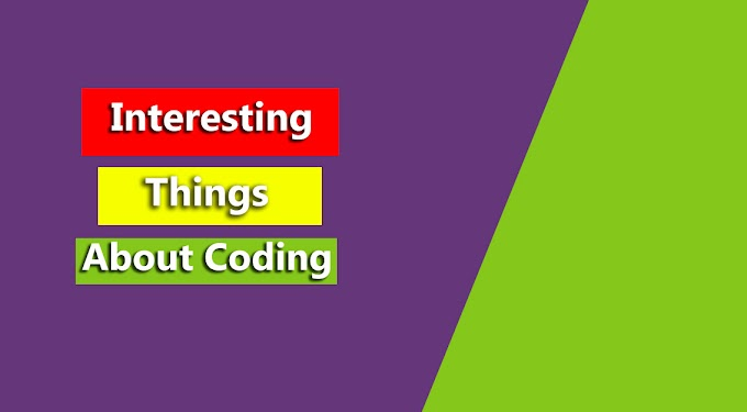 Interesting Things About Coding That Will Inspire You to Learn Coding