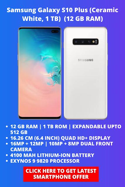 Best Samsung Smartphone January 2020